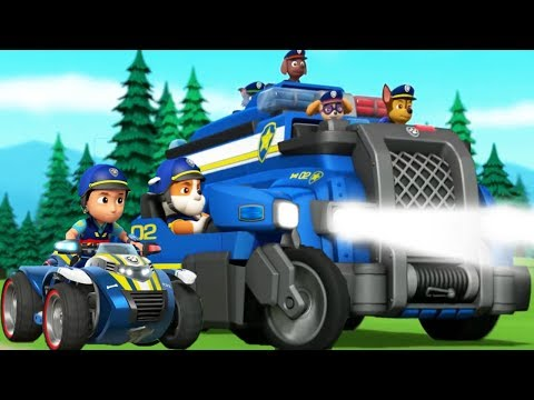 PAW Patrol Ultimate Rescue - New Mighty Pups Transformation Music Party - Fun Pet Kids Games