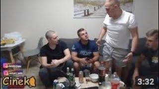 DANIEL MAGICAL NIE ZAWALCZY NA FAME MMA Z RAFONIX - Na żywo