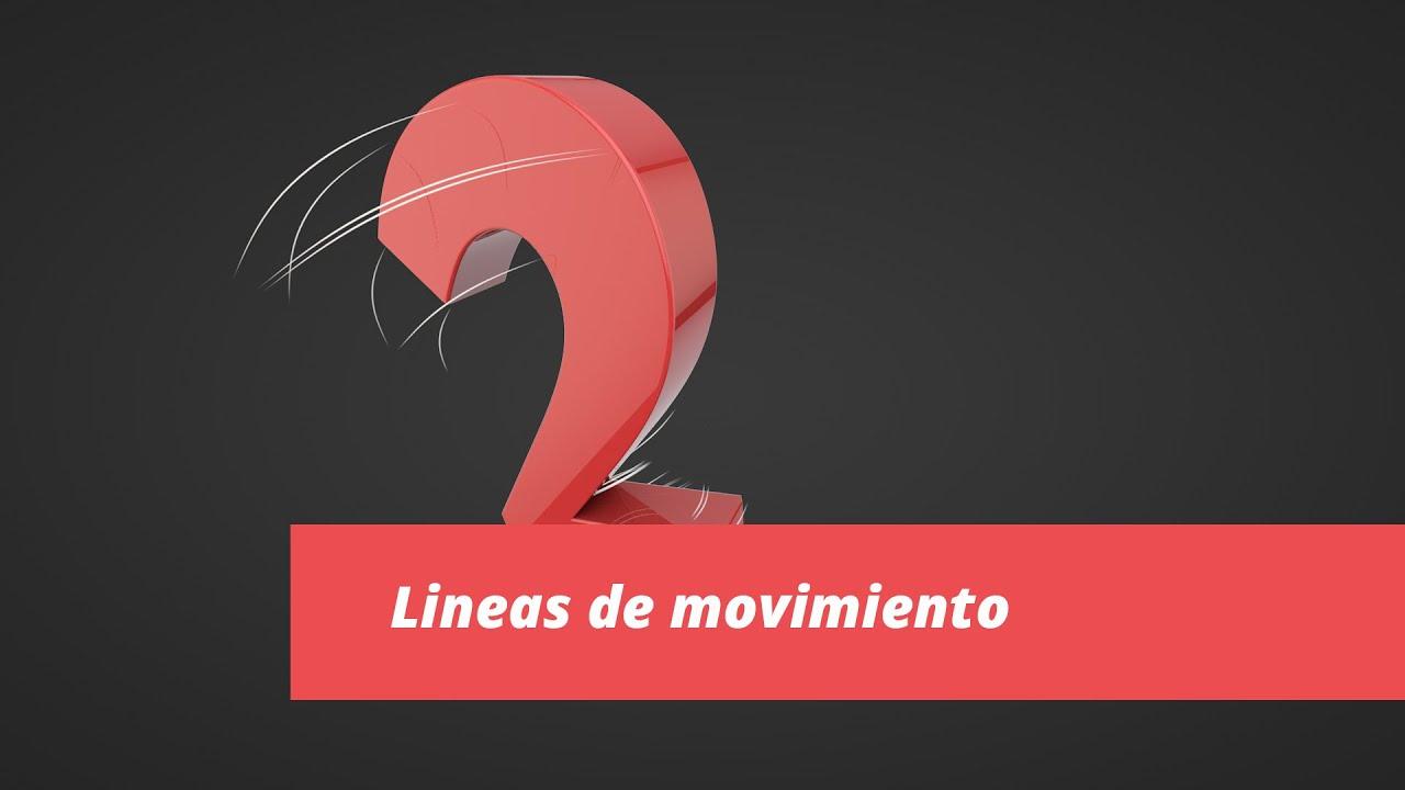 Lineas de Movimiento