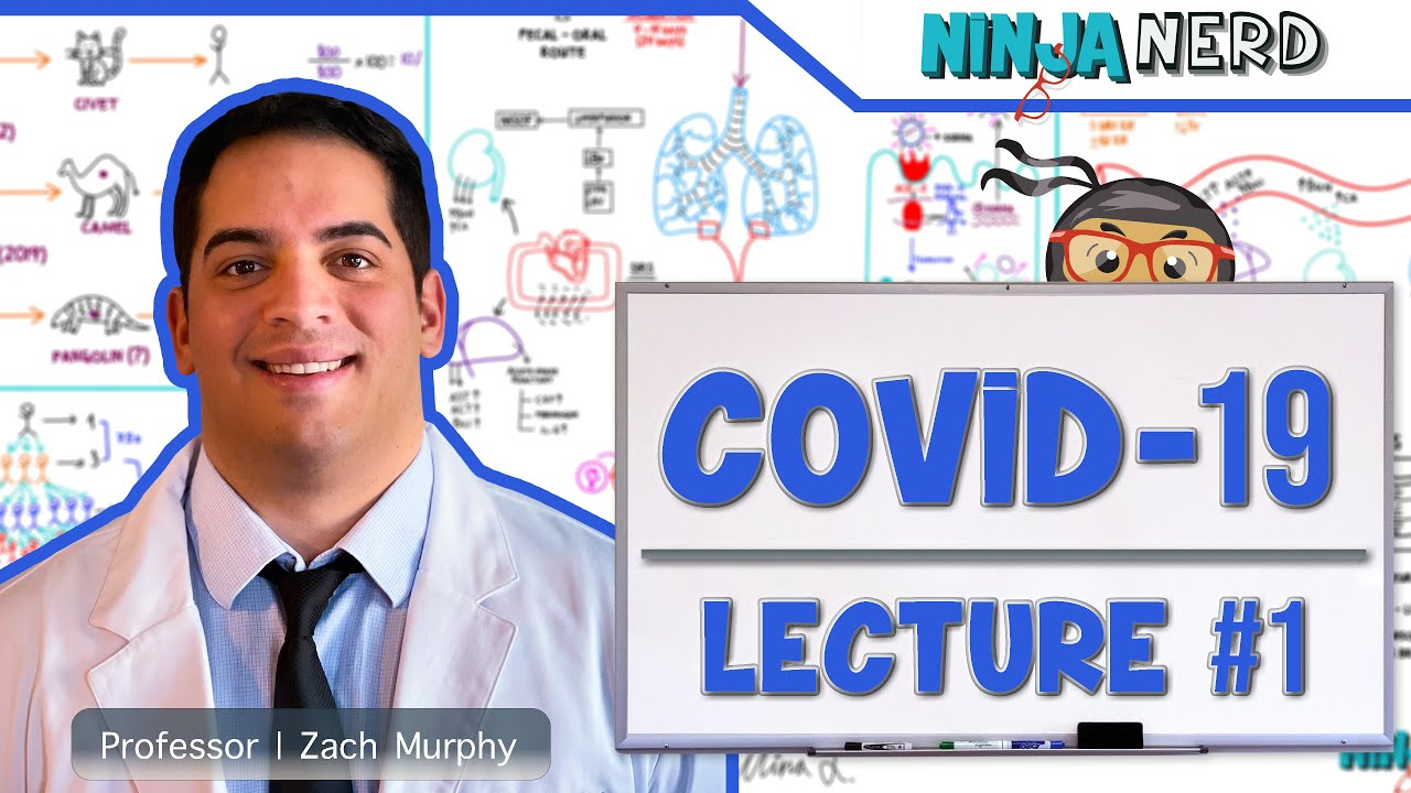 Pathophysiology and Diagnosis of Covid-19