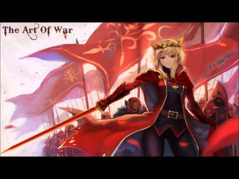 Nightcore - The Art Of War [HD]