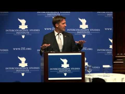 Senator Ben Sasse Keynote Address at 2015 Dinner for Western Civilization