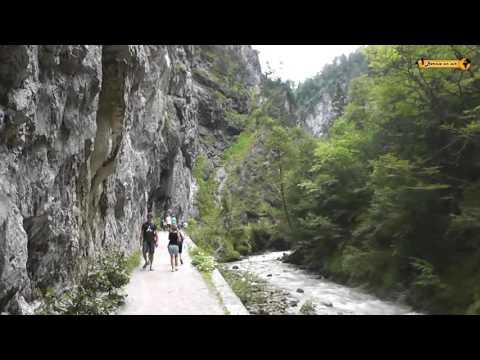 Kundler Klamm Wildschönau in Tirol Tyrol bei Kufstein Österreich Austria