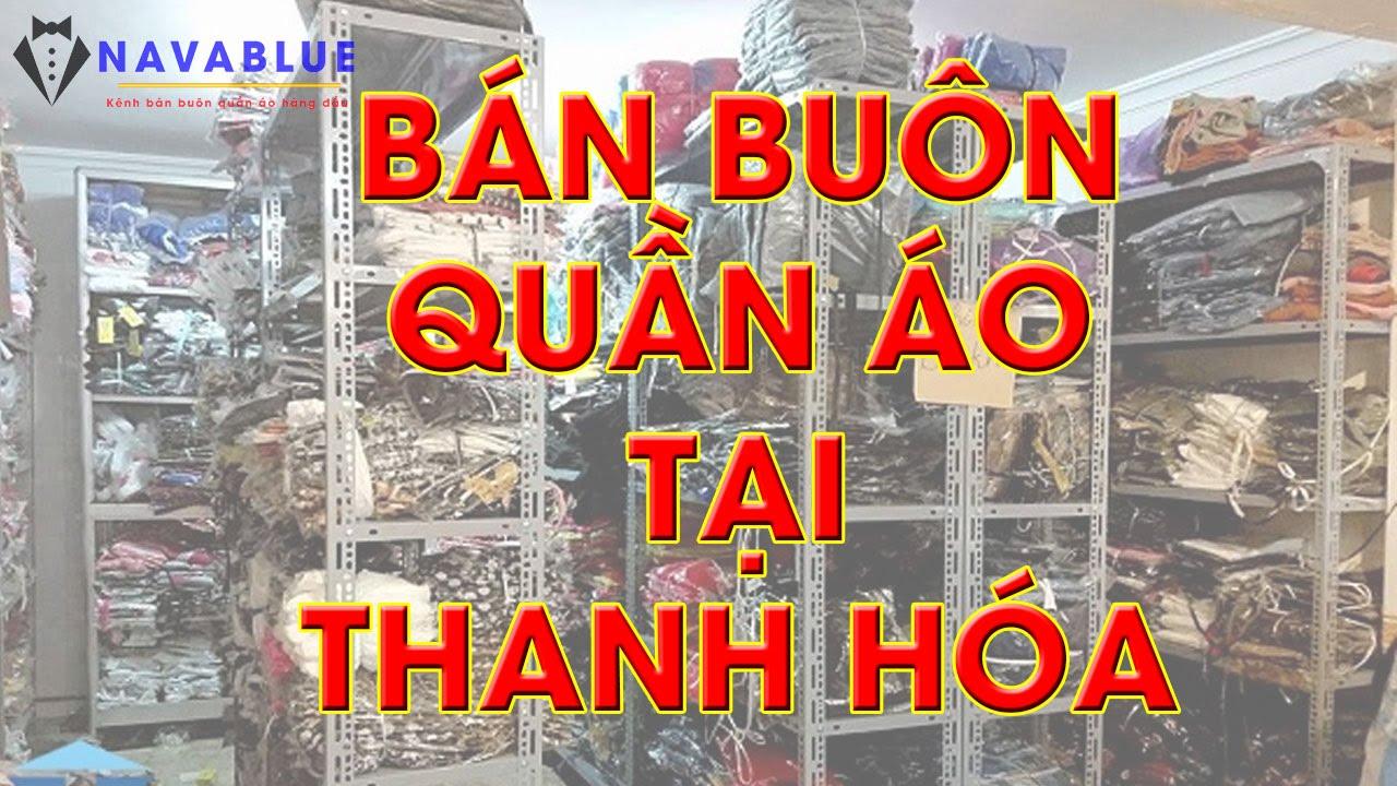 Bán Buôn Quần Áo Tại Thanh Hóa | Bán Buôn Quần Áo Công Sở, Bán Buôn Quần Áo VNXK | Navablue.com
