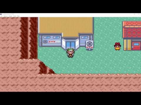 Pokemon Emerald: Flannery's Gym Puzzle (Lavaridge City Gym)