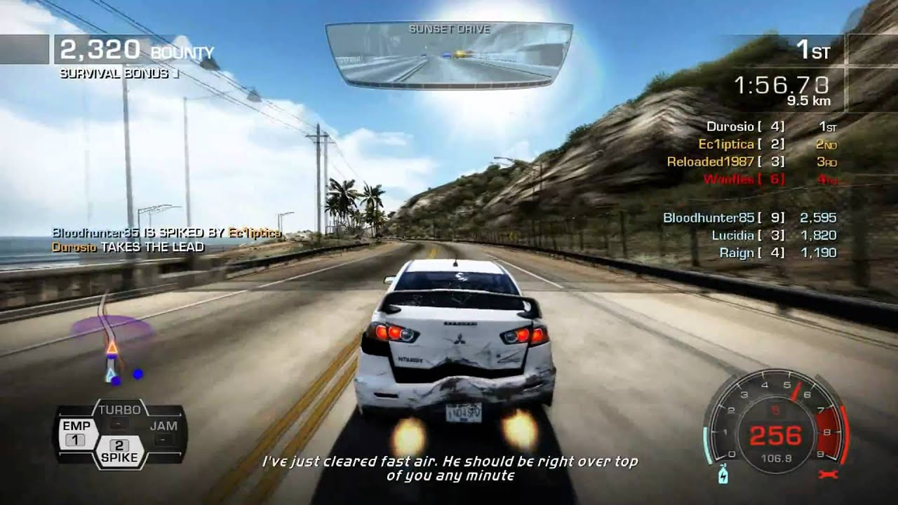 Need for Speed: Hot Pursuit (2010) | Need for Speed Wiki ...