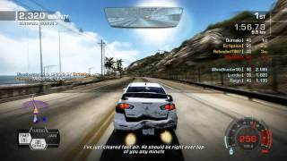 Need For Speed: Hot Pursuit PC Online Multiplayer Gameplay HD