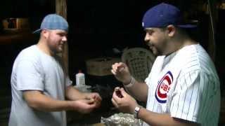 Thefoodchasers Ep. 16 Texas Pork Ribs - Okchief420