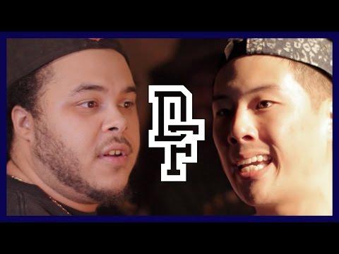 A-CLASS VS AUTOMATIC RAY | Don't Flop Rap Battle