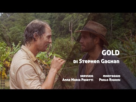 GOLD Di Stephen Gaghan