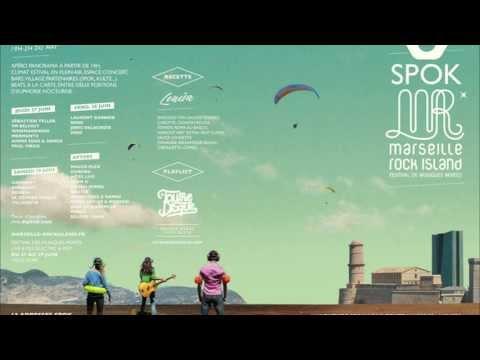 SPOK x Le Tournedisque à l'occasion de Marseille Rock Island 2013