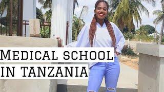 Medical School in TanzaniaTanzanian Vlogger