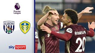 Kantersieg! Leeds zerstört West Brom | West Bromwich Albion - Leeds United 0:5 | Premier League