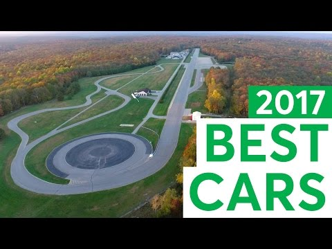 Consumer Reports10 Top Picks: Best Cars of 2017