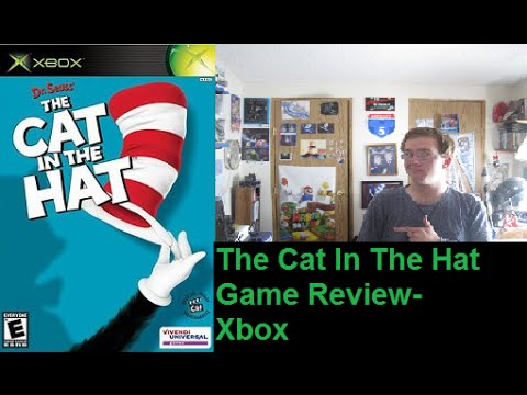 Dr. Seuss' The Cat in the Hat - Gameplay Xbox HD 720P ...