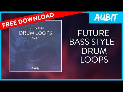 FREE DOWNLOAD] Future Bass Style Drum Loops - Jay Stacks Music