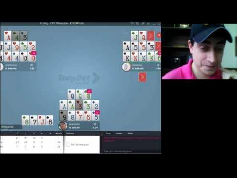 OFC Poker Strategy with Tonybet Poker Pro Pedro Marte