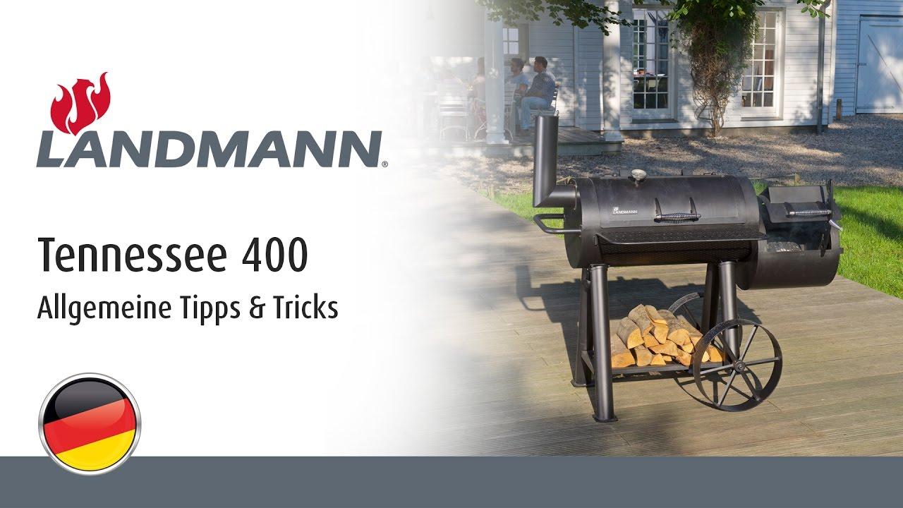 Landmann Holzkohlegrill Manual : Tennessee 400 allgemeine tipps & tricks youtube
