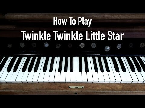 Twinkle Twinkle Little Star | Learn with chords