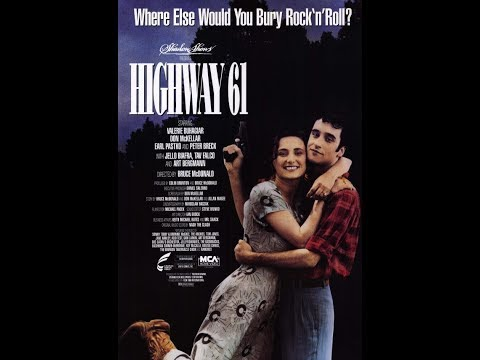 Highway 61 (1991) Previews -  Canadian VHS Release