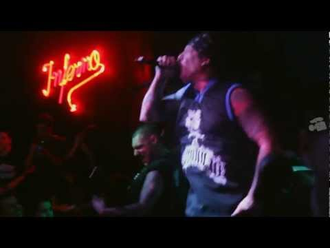 Agnostic Front - A Mi Manera (Inferno Club, Sao Paulo, Brazil - 6/10/2012)
