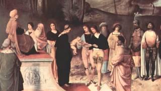 Сказки картинной галереи - Джорджоне (30 серия) (Уроки тетушки Совы)