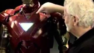 Fabrica de Heroes (Como Se hace El traje de Iron Man)