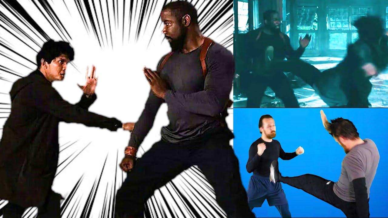 Download TRIPLE THREAT Fight Scene   Iko Uwais VS Michael Jai White Technique Breakdown