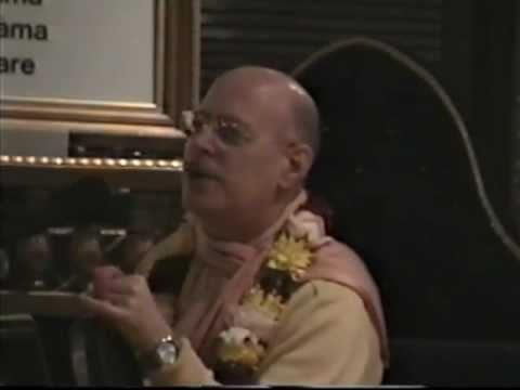 Lecture - Tamal Krishna Goswami - Prema Bhakti Candrika Verse 4