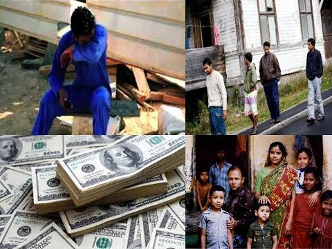 প্রবাসী বাংলাদেশি: নিজের খাওয়ার টাকা জুটে না , বাড়িতে টাকা পাঠাব ক্যামনে?