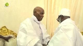 Visite de l'ancien Président Abdoulaye Wade à Touba:  Les Projets de Wade à Touba
