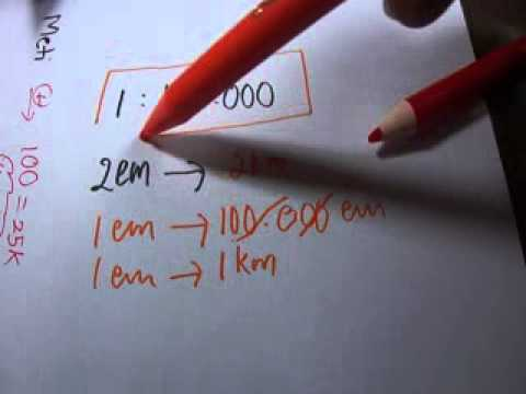 Rumus Lengkap Matematika Sd Kelas 4 5 Dan 6 Perbandingan Skala Youtube
