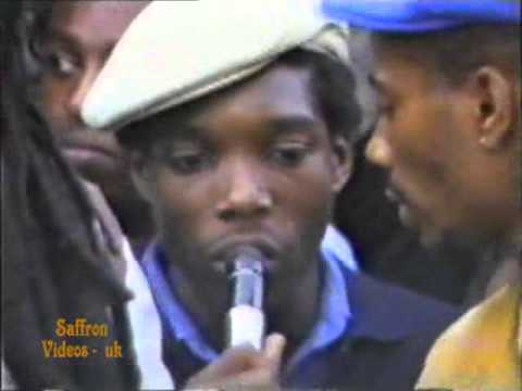 Birmingham Carnival 1987 - Sound systems: Goodwill, Roadblock, Now Generation crew,Siffa
