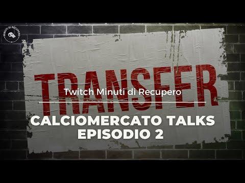 IL FUTURO DI LOCATELLI E BERARDI, L'EUROPEO DELL'ITALIA E... | CALCIOMERCATO TALKS - EPISODIO 2