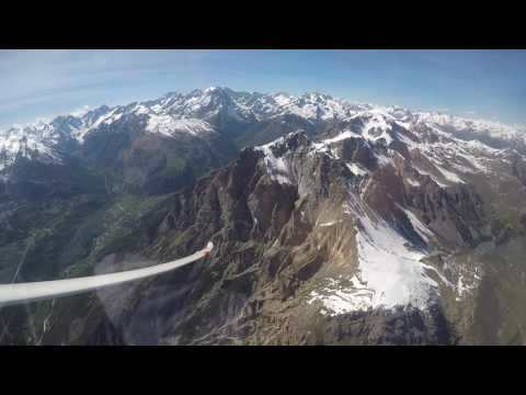 St Auban 2017 - Gliding in the French Alps