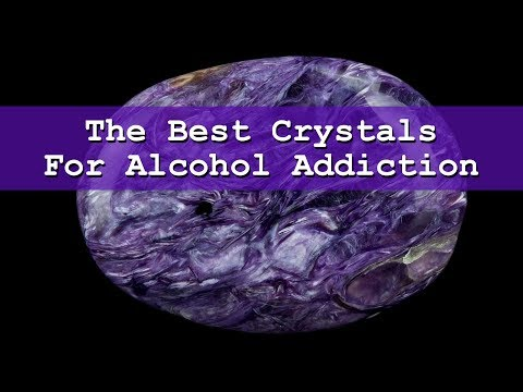 Top 3 Crystals For Alcohol Addiction - Healing Crystals For Recovery