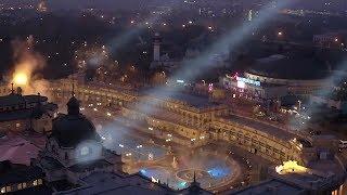 1,5 миллиона просмотров за два дня собрал снятый в Киеве клип.