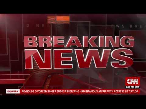 CNN International HD: Breaking News intro / outro