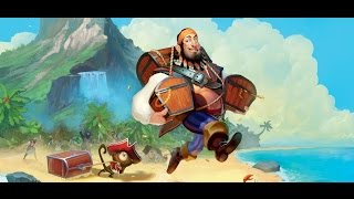 Pirates of the 7 Seas review - Board Game Brawl