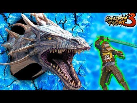 Новое Событие в Shadow Fight 3 УРОКИ ЛЕДЯНОГО ДРАКОНА в Шадоу Файт 3 от ФГТВ