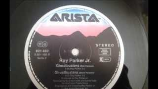 Ray Parker Jr. - Ghostbusters (Dub Version) - Maxi Single - Arista - 1984 (Vinyl)