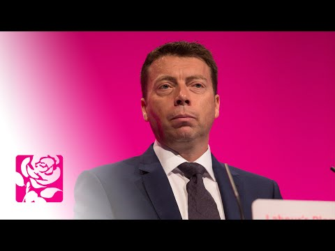 Iain McNicol's speech to Labour Conference 2014