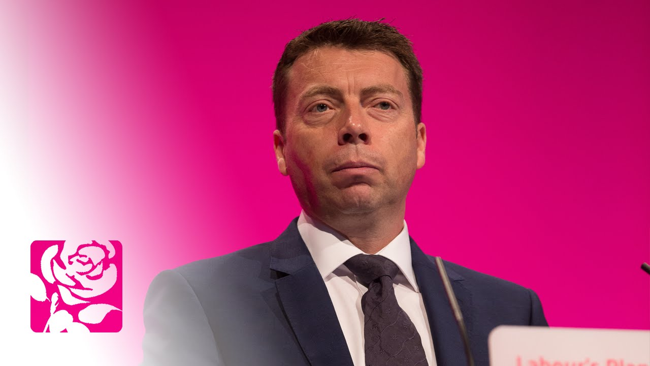 Image result for Iain McNicol images