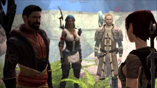 Dragon Age II -- Mark of the Assassin part 4 of 5 -- The Caves and Tracking Salit