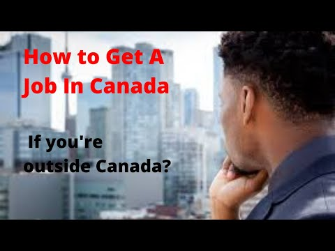How To Get A Job In Canada From India Or Pakistan   Canada Immigration   Atlantic Immigration Pilot