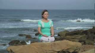 Kapalbhati Pranayama  / Weigth Loss Breathing Exercise  - Art of Living Yoga