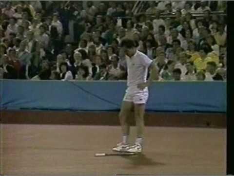 Jimmy Connors vs John McEnroe Player