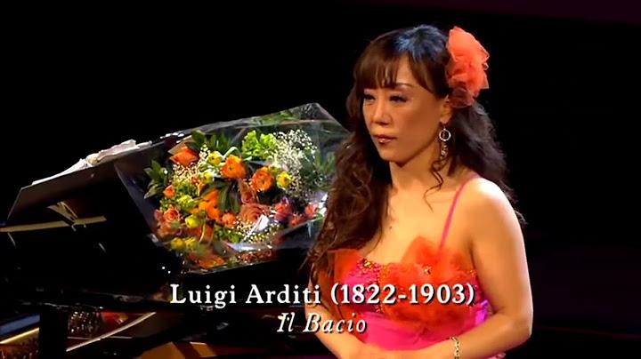 조수미sumi jo 데뷔 20주년 당시, 펜트하우스 천서진 하은별 레슨곡, 천상의 기교, L.Arditi-Il bacio 입맞춤, 2006
