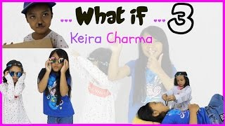 WHAT IF ... KEIRA CHARMA JADI PENGAMEN SQUISHY ??? Part 3 ♥ Parody Keira Charma