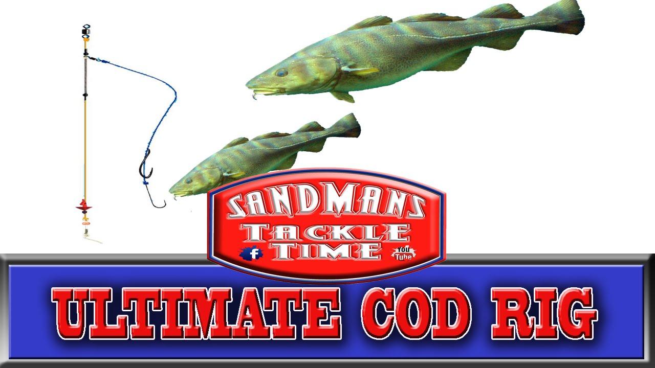 Cod Rig Fishing